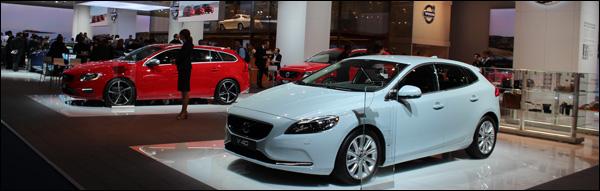 Volvo - Frankfurt 2013