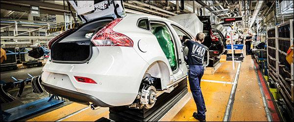 Volvo Gent beëindigd productie huidige V40