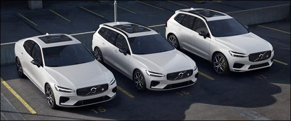 Officieel: Volvo S60, V60 en XC60 Polestar Engineered (2019)