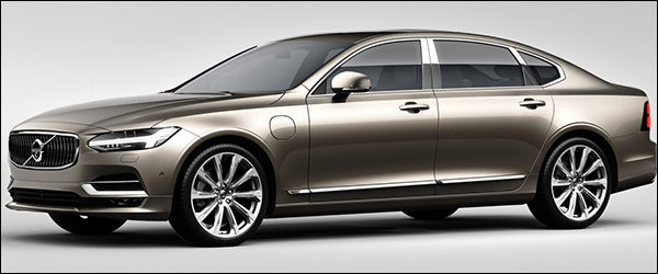Officieel: Volvo S90 Excellence - S90 L (2016)