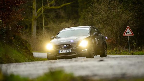 Belgische prijs: Volvo V60 Bi-Fuel (CNG) vanaf €46.550