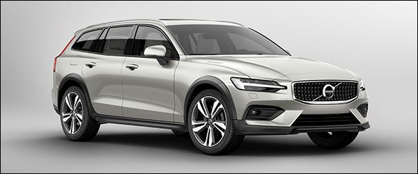 Officieel: Volvo V60 Cross Country (2018)