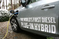Volvo V60 PIH Plug-in Hybrid test