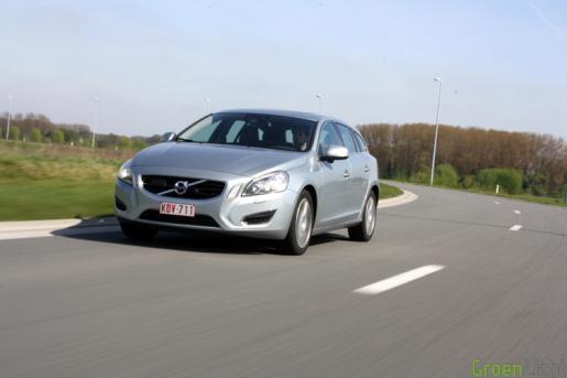 Volvo V60 Rijtest