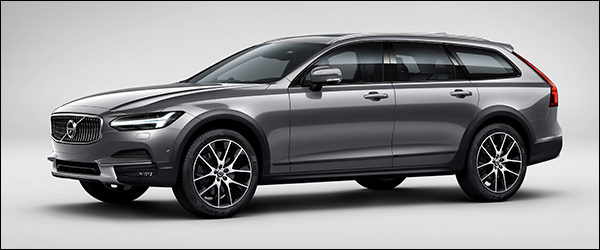 Officieel: Volvo V90 Cross Country (2017)