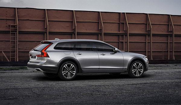 Officieel: Volvo V90 Cross Country Polestar (2017)