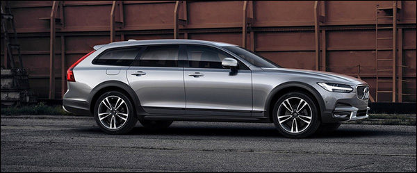 Officieel: Volvo V90 Cross Country Polestar (2017)