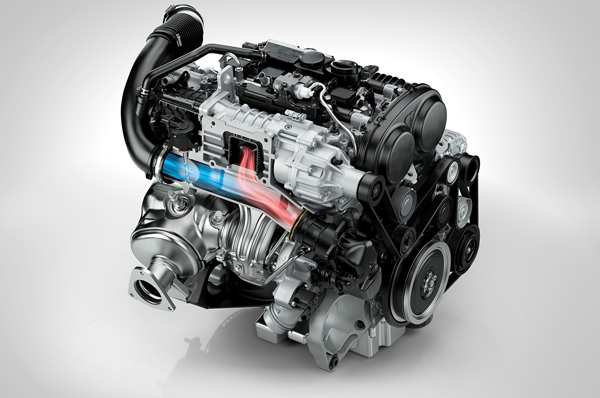 Volvo driecilinder 2016