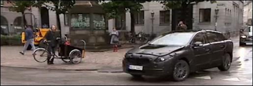 Volvo S60 Voetgangersdetectie
