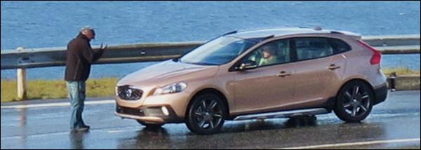 Volvo XC40 2013