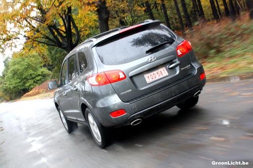 Duotest: Volvo XC60 - Santa Fe