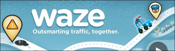 Waze header