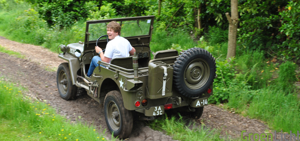 Willys Jeep test