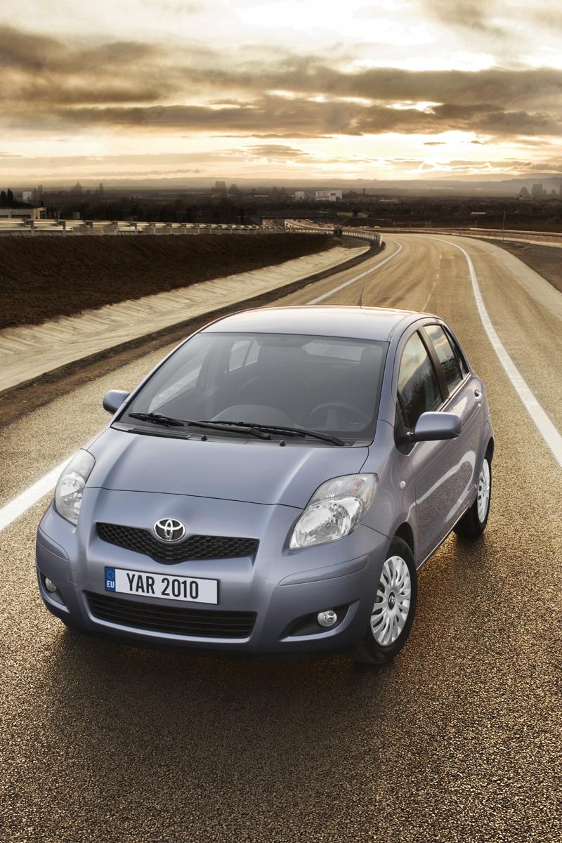 Toyota Verso Nieuw Model >> Facelift: Toyota Yaris | GroenLicht.be