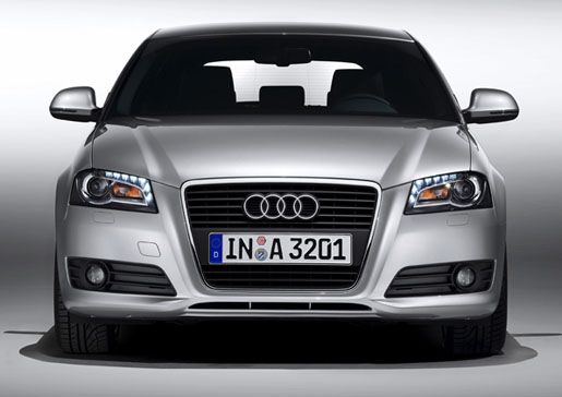 Audi A3 Facelift Frontaal