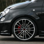 Abarth 500 door Novitec