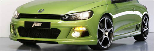 VW Scirocco by ABT