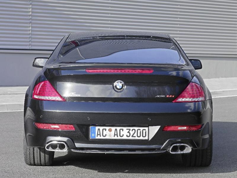 AC Schniter BMW 6 Coupé Facelift