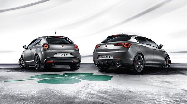 Officieel: Alfa Romeo Giulietta & MiTo Quadrifoglio Verde