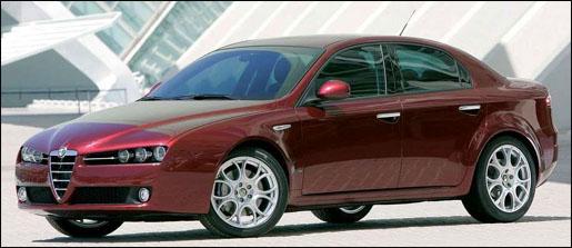 Alfa Romeo 159 Berlina