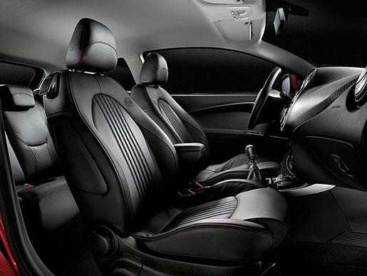 Alfa Romeo Mi.To Interieur