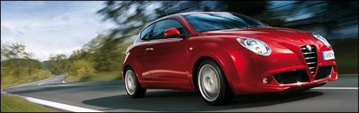 Alfa Romeo MiTo 1.3 JTDm 95g/km