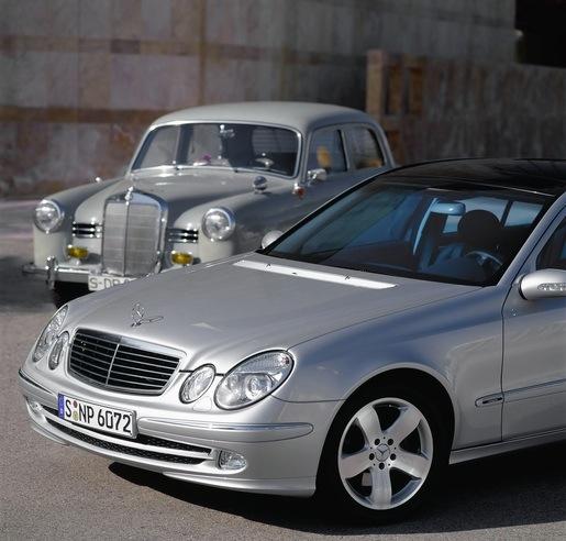 Alle Mercedes E-klasses