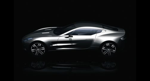 Aston Martin 1-77 One-77