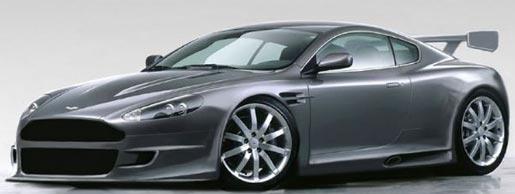 Aston Martin DBR