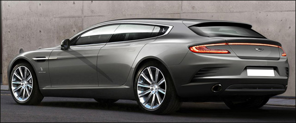aston martin rapide shooting break concept