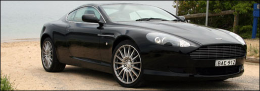 UK's Ultimate Dreamcar: Aston Martin DB9