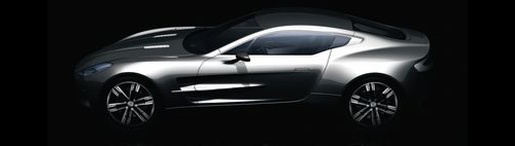 Aston Martin One 77 - 1-77