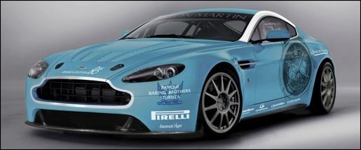 Aston Martin V12 Vantage Nürburgring