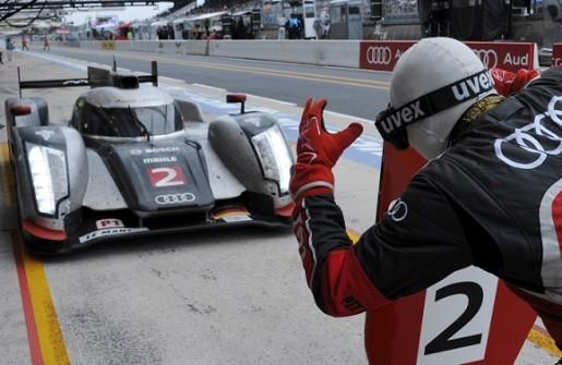 audi #2 Le Mans