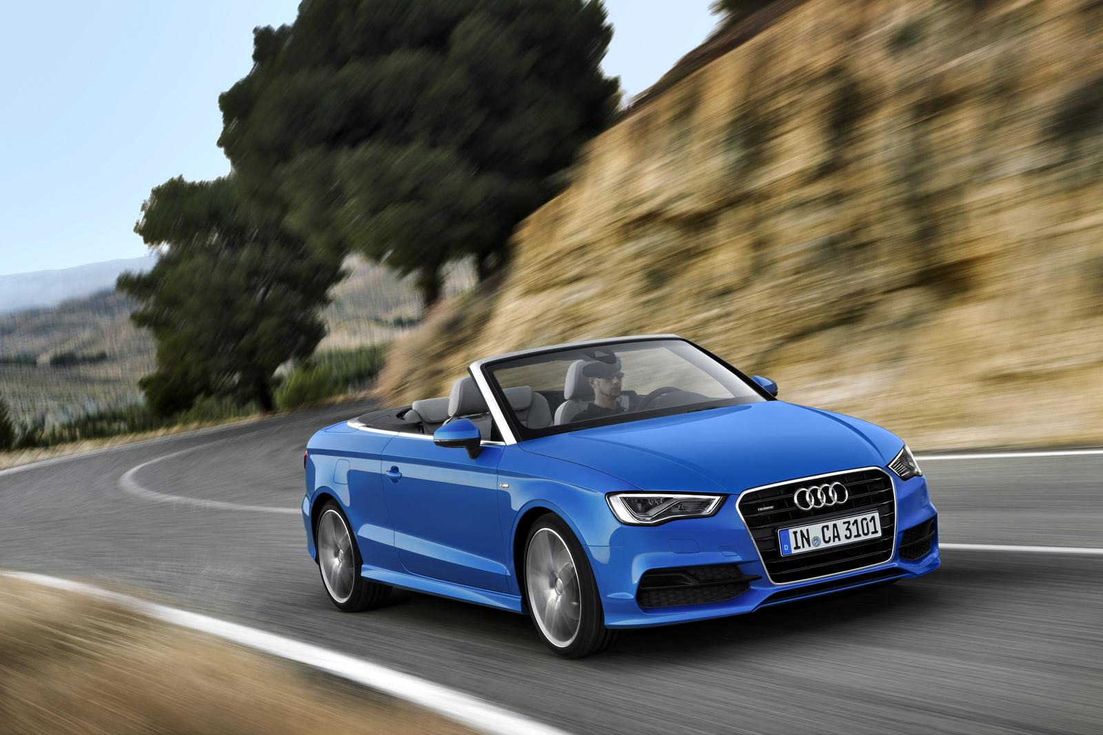 Autosalon Brussel 2014 Audi Line Up Groenlicht Be