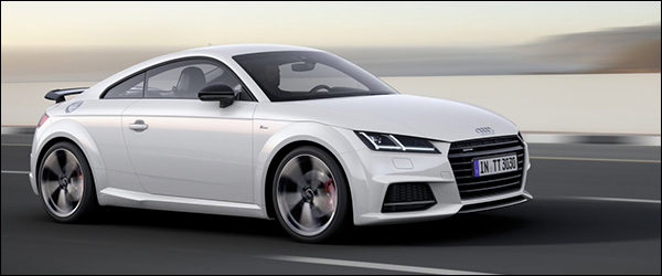 Officieel: Audi TT S-Line Competition [230 pk / 370 Nm]