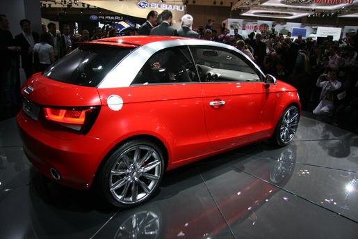 Audi A1 Metroproject Quattro Concept in Tokyo