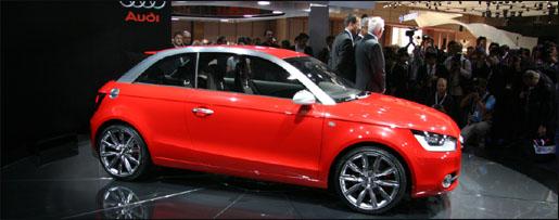 Audi A1 Concept Tokyo