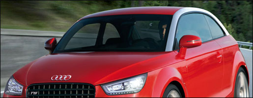 Audi A1 Preview 2010