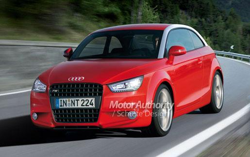 Audi A1 Preview