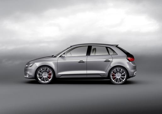 Productie Audi A1 Start In Oktober Groenlicht Be