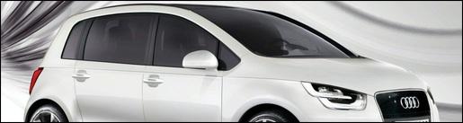 Audi A2 Impressie