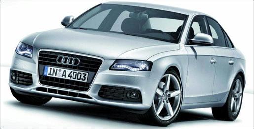 Audi A4 2008 Officieel