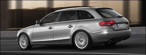 Audi A4 Avant TDI Clean Diesel