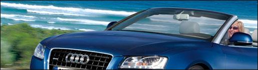Audi A5 Cabrio 2009