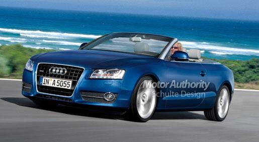 Audi A5 Cabrio 2009 2