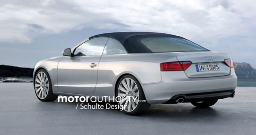 Audi A5 Cabrio 2009 4