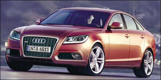 Audi A6 Facelift?