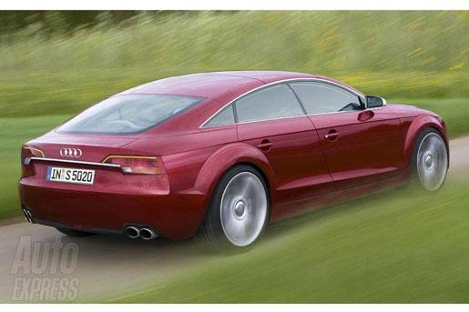 Preview: Audi A7 Impressie