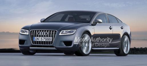 Audi S7 A7